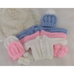 COSY CARDIGAN SET