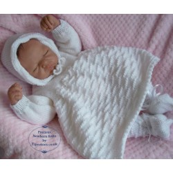 TRADITIONAL BABY DRESS SET